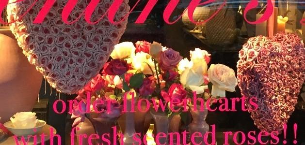 Valentijnsdag 2016 bij de bloemist, een unieke marketingkans!