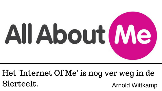 Het Internet of me is nog ver weg in de sierteelt